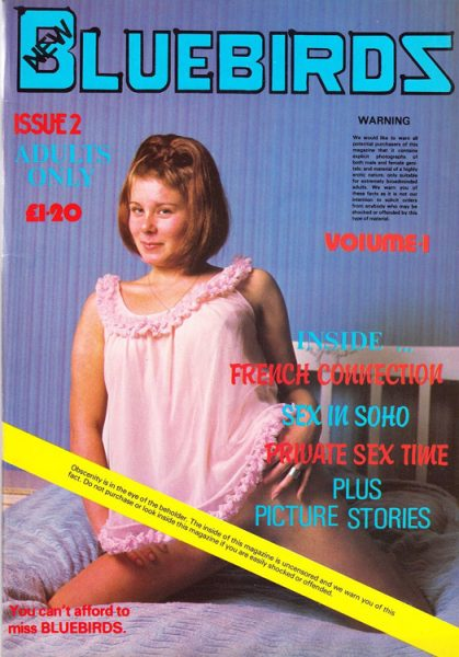 Bluebirds magazine