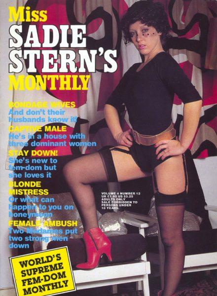Sadie Stern monthly