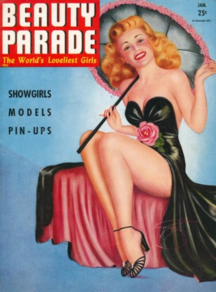 Beauty Parade Magazine