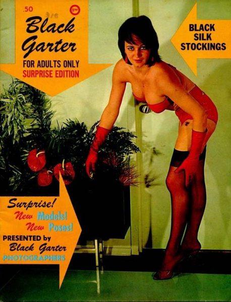Black Garter magazine
