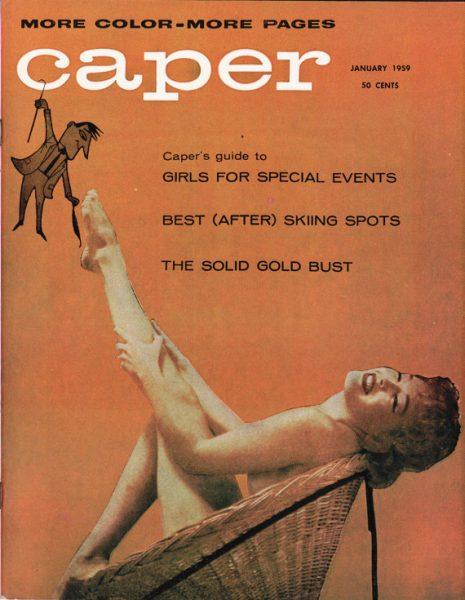 Caper magazine