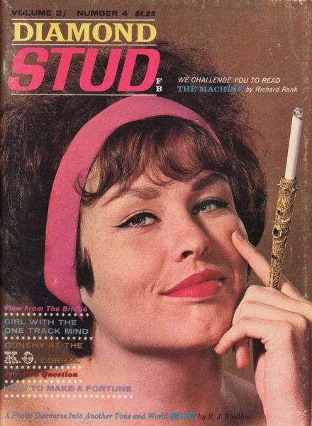 Diamond Stud magazine