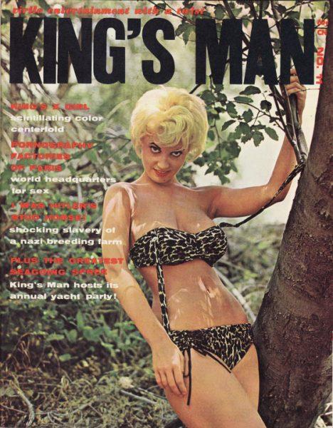 Kings Man magazine