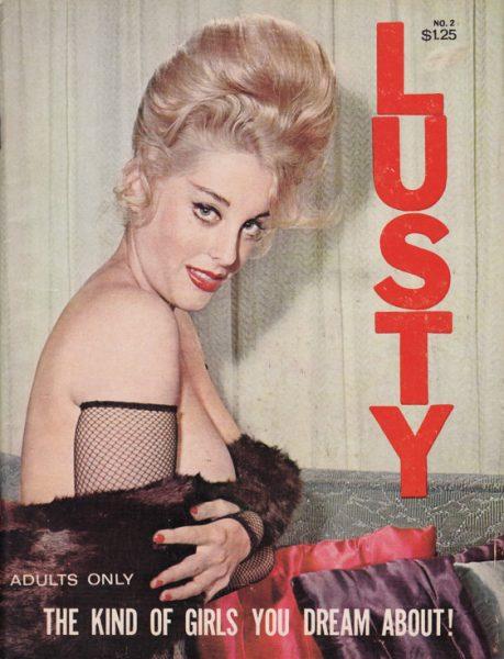 Lusty magazine