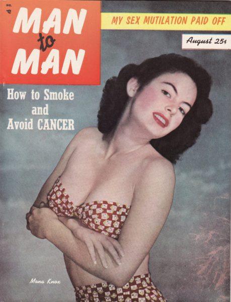 Man to man magazine