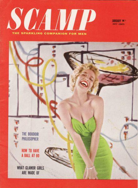 Scamp magazine