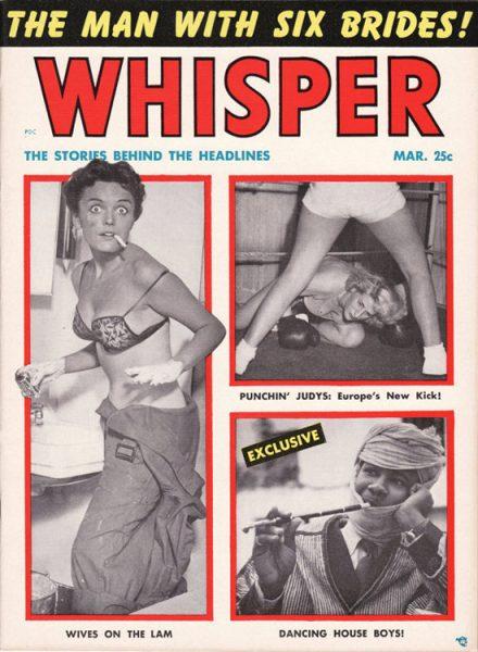 Whisper magazine